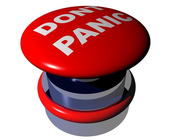 Panik-Verkäufe – Kryptowährungen betroffen
